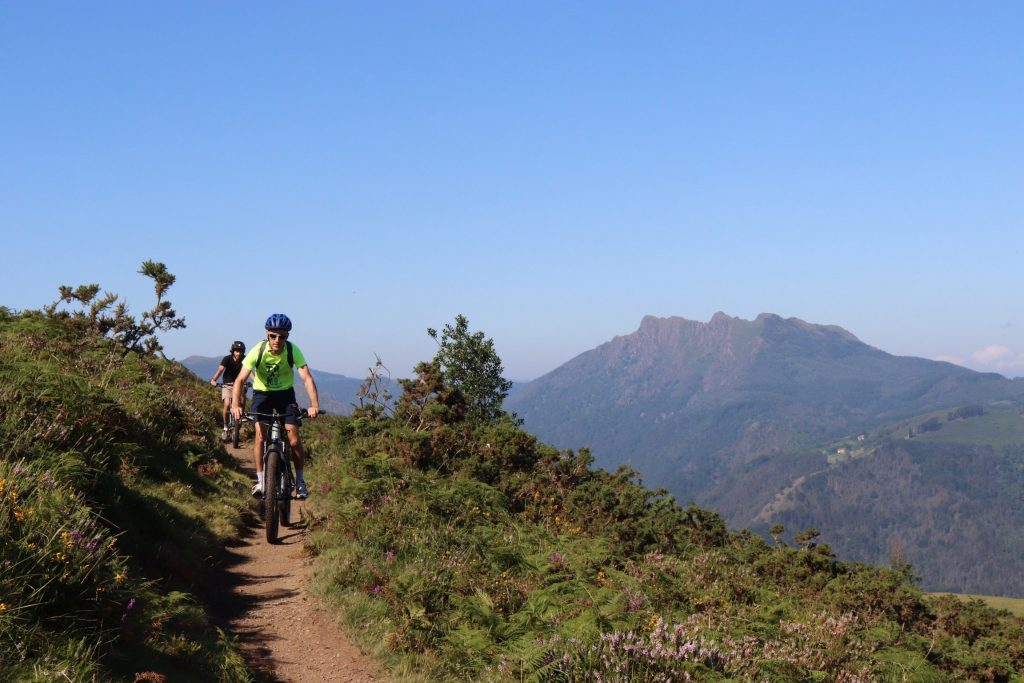 pays basque vtt freeride